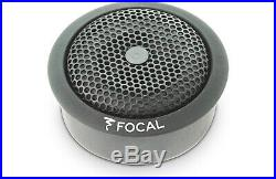 Focal PS165F3 Performance Expert Series 6-1/2 3-way component speaker system