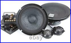 PIONEER TS-Z65CH 110 watts RMS component 2 way speakers Z-Series