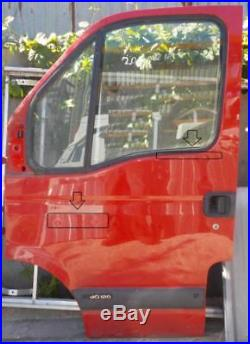 Porte avant gauche RENAULT MASTER II PHASE 3 CHASSIS CABINE Fourgo/R13716999
